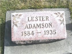 Francis Lester Adamson