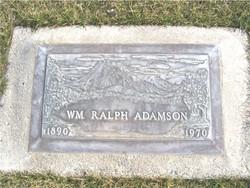 William Ralph Adamson