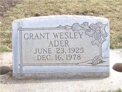 Grant Wesley Ader