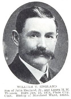 William Thueson England