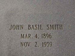 John Basil Smith