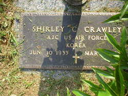 AMN Shirley Conrad Crawley, Sr