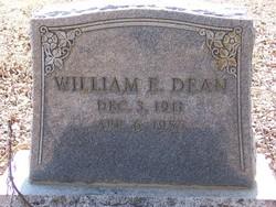 William E Dean
