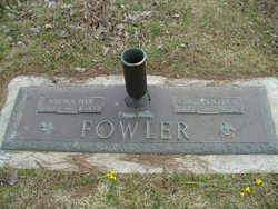 Wilma <i>Nix</i> Fowler