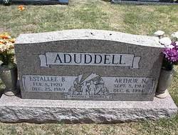 Arthur Noble Aduddell