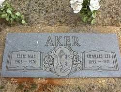 Elsie Mae Aker