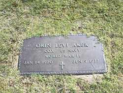 Orin Levi Aker