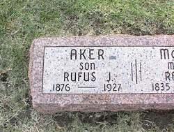 Rufus J Aker