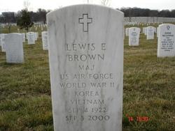 Lewis E Brown