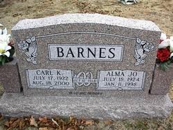 Carl K. Barnes