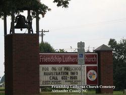 Friendship Lutheran Church Cemetery