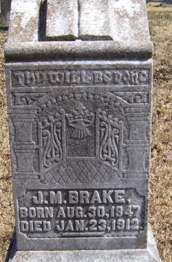 James Marion Brake