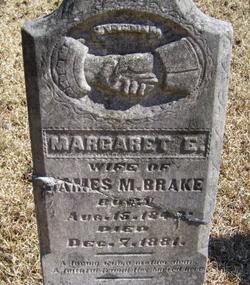 Margaret Ellen <i>Wheeler</i> Brake