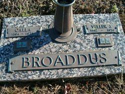 Veller J <i>Graham</i> Broaddus