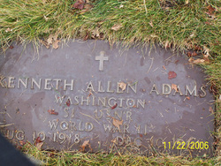 Kenneth Allen Adams