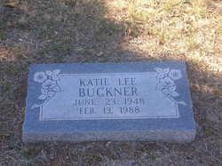 Katie Lee Buckner