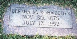 Bertha Minnie <i>Franck</i> Rohwedder