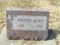 Winifred <i>Smith</i> Algren