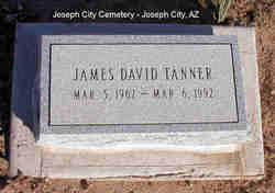 James David Tanner