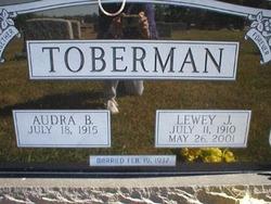 Lewey J Toberman
