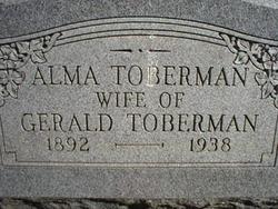 Alma Viole <i>Rush</i> Toberman