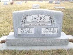 Ruth Cecilia <i>Pearson</i> Jacks