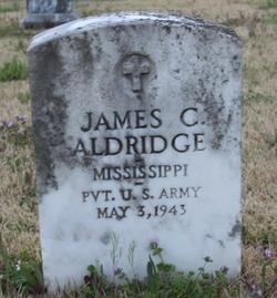 James C. Aldridge