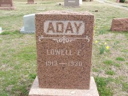 Lowell E. Aday
