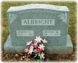 Bessie M. Albright