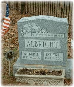 Wilbur J. Albright