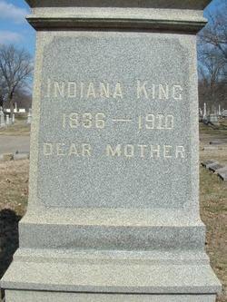 Indiana <i>Burkhart</i> King