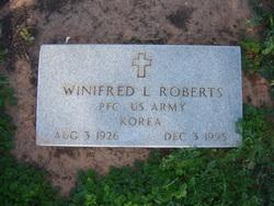 Winifred Lewego Robert or Bo Roberts