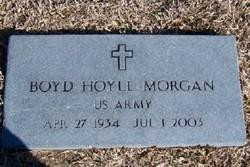 Boyd Hoyle Morgan