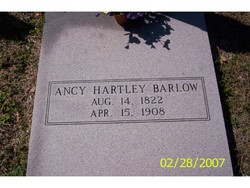 Ancy Hartley Barlow