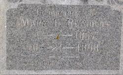 Mary Elizabeth <i>McBrayer</i> Reynolds