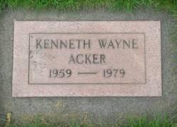 Kenneth Wayne Acker