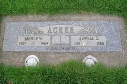 Jewell Shirley <i>Neel</i> Acker