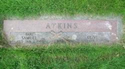Bernice Olive <i>Stoops</i> Atkins