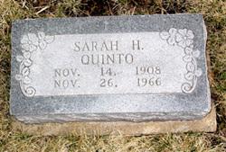 Sarah Landin <i>Hernandez</i> Quinto