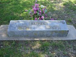 Elizabeth <i>Gregston</i> Bethel