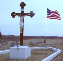 Saint Leos Catholic Cemetery