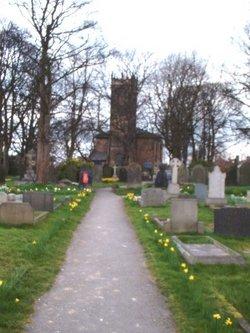 St Alban Churchyard