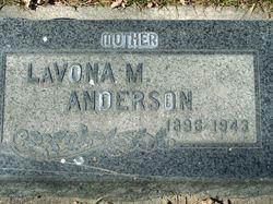 LaVona <i>McClendon</i> Anderson