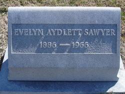 Evelyn <i>Aydlett</i> Sawyer