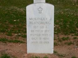 McKinley John Flansburg