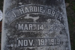 J <i>Hardie</i> Brux