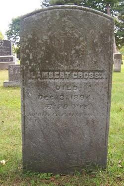 Lambert Cross