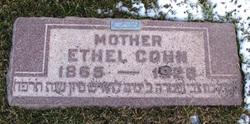 Ethel Cohn