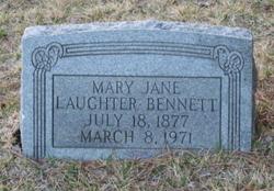 Mary Jane <i>Laughter</i> Bennett