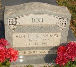Aeolus A. Anders